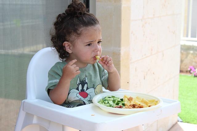 dětské jídlo